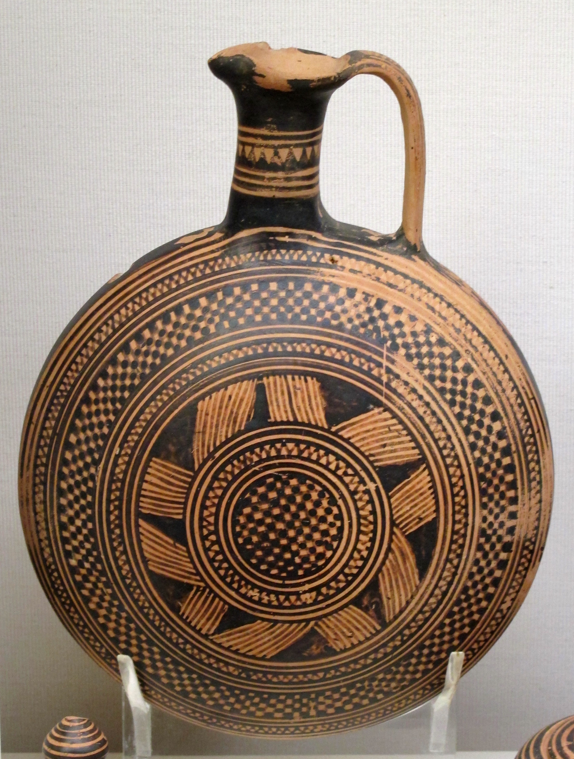 """""""What's a Grecian Urn?"""" 