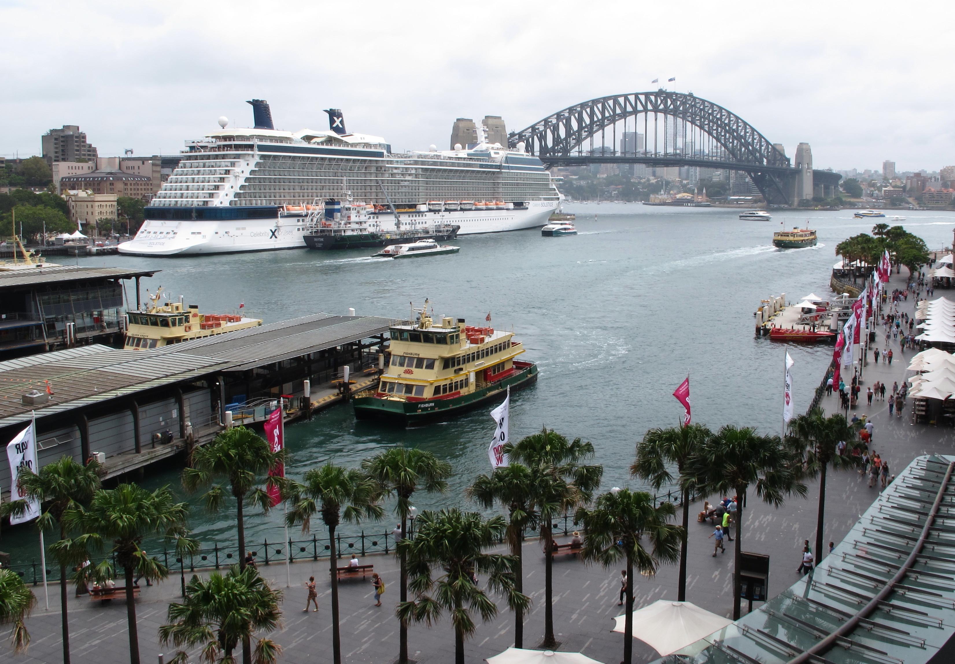 Celebrity Solstice Cruise Ship - Celebrity Cruises ...