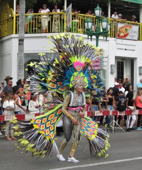 Feathery Costume